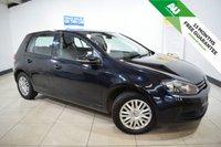 2010 VOLKSWAGEN GOLF 1.6 S TDI 5d 103 BHP £3995.00