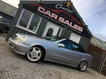 View our MERCEDES-BENZ CLK