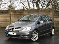 USED 2009 09 MERCEDES-BENZ B CLASS 2.0 B200 CDI SPORT 5d 140 BHP LOW MILE+DIESEL+CRUISE CONTROL