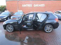 USED 2015 65 BMW 1 SERIES 3.0 M135I 5d AUTO 322 BHP PRO MEDIA PAC 2 OWNERS