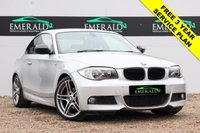 """USED 2013 13 BMW 1 SERIES 2.0 118D SPORT PLUS EDITION 2d 141 BHP **£0 DEPOSIT FINANCE AVAILABLE**SECURE WITH A £99 FULLY REFUNDABLE DEPOSIT** SATELLITE NAVIGATION, BMW PROFESSIONAL, CRUISE CONTROL, FULL LEATHER, HEATED FRONT SEATS, PARKING SENSORS FRONT & REAR, ELECTRIC WINDOWS, AUX/USB INPUT, AIR CON, DUAL CLIMATE CONTROL, 18"""" ALLOYS"""