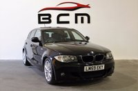 2009 BMW 1 SERIES 2.0 120D M SPORT 5d 175 BHP £SOLD