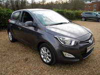 USED 2014 64 HYUNDAI I20 1.4 ACTIVE 5d AUTO 99 BHP Part Ex to clear - Minor Marks all round . Ring For More Details