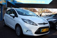 USED 2013 62 FORD FIESTA 1.6 EDGE ECONETIC II TDCI 5dr 94 BHP ZERO DEPOSIT FINANCE AVAILABLE | ZERO ROAD TAX
