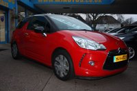 2010 CITROEN DS3 1.6 DSTYLE HDI 3dr 90 BHP £4895.00