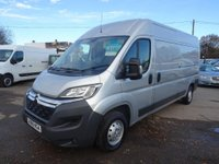 2016 CITROEN RELAY 125cc ZN 125 T-22 SPYDER  £11995.00