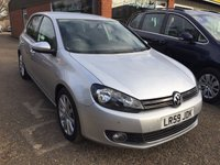 USED 2009 59 VOLKSWAGEN GOLF 2.0 GT TDI DSG 5d AUTO 138 BHP IN MET GREY WITH NEW CAM BELT FITTED. APPROVED CARS ARE PLEASED TO OFFER THIS  VOLKSWAGEN GOLF 2.0 GT TDI DSG 5 DOOR AUTOMATIC 138 BHP IN MET GREY WITH NEW CAM BELT IN IMMACULATE CONDITION WITH A FULL SERVICE HISTORY WITH 10 SERVICE STAMPS IN THE SERVICE BOOK.