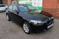 USED 2014 64 BMW 1 SERIES 1.6 114I ES 5d 101 BHP +LOW MILEAGE +FULL History.