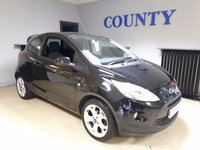 USED 2012 12 FORD KA 1.2 ZETEC 3d 69 BHP * LOW MILEAGE * GREAT SPEC * *  *  *  *  *  *