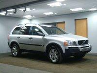 USED 2005 55 VOLVO XC90 2.4 D5 SE AWD 5d AUTO 161 BHP