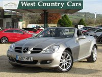 USED 2007 07 MERCEDES-BENZ SLK 3.0 SLK280 2d AUTO 231 BHP Powerful Hard Top Convertible
