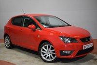2012 SEAT IBIZA 1.2 TSI FR DSG 5 Door Hatchback AUTO 104 BHP £7750.00