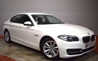 2013 BMW 5 SERIES 520D SE Auto 4 Door Saloon  £12690.00