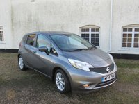 USED 2014 14 NISSAN NOTE 1.5 DCI TEKNA 5d 90 BHP