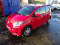2013 VOLKSWAGEN UP 1.0 MOVE UP 3d 59 BHP £4995.00