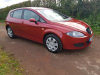 2006 SEAT LEON 1.6 REFERENCE 5d 101 BHP £2495.00