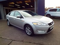 USED 2008 58 FORD MONDEO 2.0 ZETEC TDCI 5d AUTO 140 BHP SERVICE HISTORY