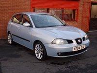 USED 2004 04 SEAT IBIZA 1.9 TDI SPORT 5d  MOT 11/18 - S/H + T/BELT DONE