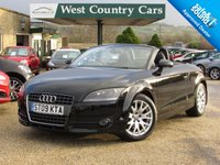 USED 2009 09 AUDI TT 1.8 TFSI 2d 160 BHP Sold Previously By Ourselves