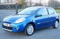 USED 2011 11 RENAULT CLIO 1.1 DYNAMIQUE TOMTOM TCE 3d 100 BHP Full Service History & Sat Nav