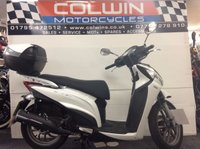 USED 2016 66 KYMCO PEOPLE ONE 125cc PEOPLE ONE  ONE OWNER, ONLY 1600 MILES!!!