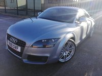 USED 2010 10 AUDI TT 2.0 TFSI S LINE SPECIAL EDITION 2d 200 BHP LEATHER 19 ALLOYS FSH NO FINANCE REPAYMENTS FOR 2 MONTHS STC. STUNNING SILVER MET WITH PART BLACK S LINE LEATHER SPORTS TRIM. BODYKIT. 19 INCH ALLOYS. PARKING SENSORS. CLIMATE CONTROL. R/CD CHANGER. 6 SPEED MANUAL. MOT 06/18. SERVICE HISTORY. TEL 01937 849492
