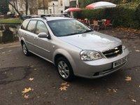 2010 CHEVROLET LACETTI 1.8 SX 5d AUTO 120 BHP £2490.00