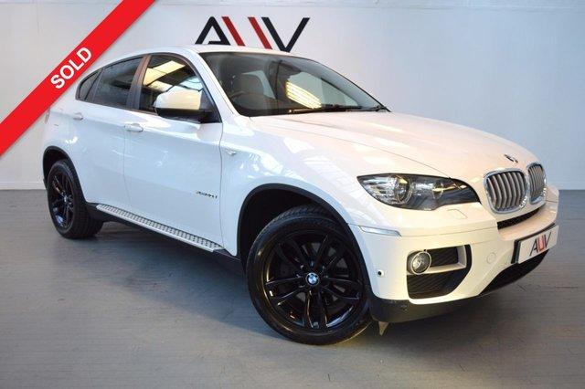 2012 62 BMW X6 3.0 XDRIVE40D 4d AUTO 302 BHP