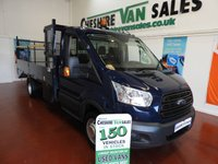 USED 2015 15 FORD TRANSIT 2.2 350 PLANT RECOVERY BEAVERTAIL DRW 125 BHP FSH LOW 5000 MILES VERY LOW 5000 MILES WITH FSH
