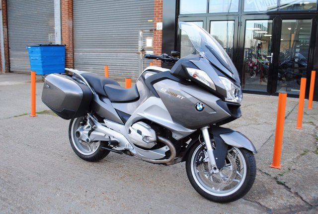 2013 BMW R 1200 RT MU 1170cc