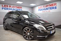 2014 MERCEDES-BENZ B CLASS 1.5 B180 CDI BLUEEFFICIENCY SPORT 5d 109 BHP £11999.00