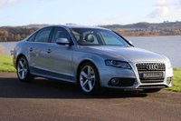 USED 2010 60 AUDI A4 2.0 TDI S LINE  141 BHP Great value Audi A4 S line