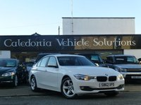 USED 2013 62 BMW 3 SERIES 2.0 318D SE 4d 141 BHP