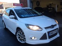 USED 2013 63 FORD FOCUS 1.6 ZETEC S TDCI ESTATE One Owner....& £20 road tax