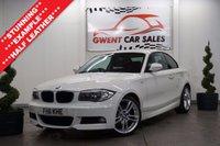 2011 BMW 1 SERIES 2.0 118D M SPORT 2d 141 BHP £8390.00