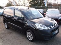 2015 CITROEN BERLINGO 1.6 625 ENTERPRISE L1 HDI 1d 74 BHP £6750.00