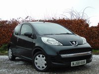 USED 2008 58 PEUGEOT 107 1.0 URBAN 3d 68 BHP GROUP 3 INSURANCE*£20 ROAD TAX*61.4 AVG MPG*