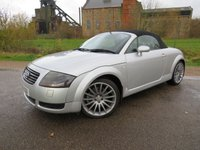 USED 2000 AUDI TT 1.8 ROADSTER QUATTRO 2d 221 BHP PX TO CLEAR! MUST BE SEEN!