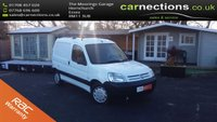 USED 2010 59 CITROEN BERLINGO 1.6 FIRST HDI 1d 75 BHP