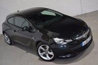 USED 2013 13 VAUXHALL ASTRA 1.4 GTC SPORT S/S 3d 138 BHP