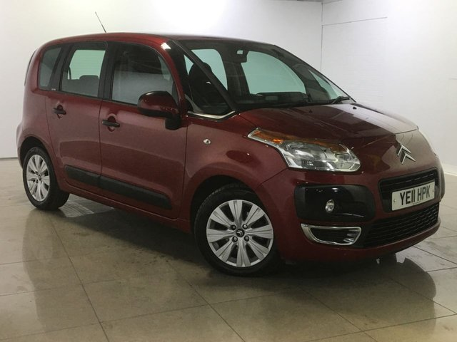 View our 2011 11 CITROEN C3 PICASSO 1.6 PICASSO VTR PLUS HDI 5d 90 BHP