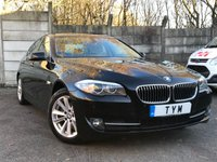 USED 2010 60 BMW 5 SERIES 2.0 520D SE 4d 181 BHP FULL BMW SERVICE HISTORY