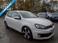 USED 2010 10 VOLKSWAGEN GOLF 2.0 GTI 3d 210 BHP