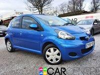 2009 TOYOTA AYGO 1.0 BLUE VVT-I 5d 67 BHP £3295.00