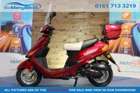2017 DIRECT BIKE 50CC ZN50Qt-11 - BUY NOW PAY NOTHING FOR 2 MONTHS  £994.00