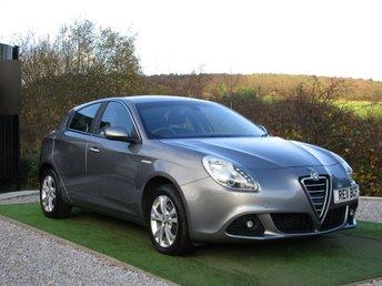 2011 ALFA ROMEO GIULIETTA 1.4 MULTIAIR LUSSO TB 5d 170 BHP £6900.00