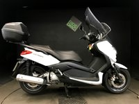 2014 YAMAHA YP250R X-MAX  2014. NEW TYRES. 8K MILES. LONG MOT. TOP BOX £2750.00