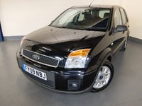 USED 2009 09 FORD FUSION 1.6 ZETEC CLIMATE 5d 89 BHP