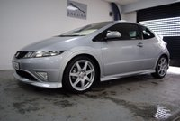 USED 2008 58 HONDA CIVIC 2.0 I-VTEC TYPE-R GT 3d 198 BHP