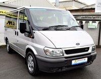 USED 2006 56 FORD TRANSIT 2.0 SWB GLX TOURNEO 1d 125 BHP * 9 SEATS - NO VAT - NO VAT - NO VAT *